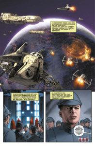 Star Wars Comic-Kollektion, Band 5: Säuberung - Vorschauseite