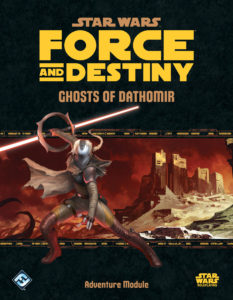 Force and Destiny: Ghosts of Dathomir (12.10.2017)