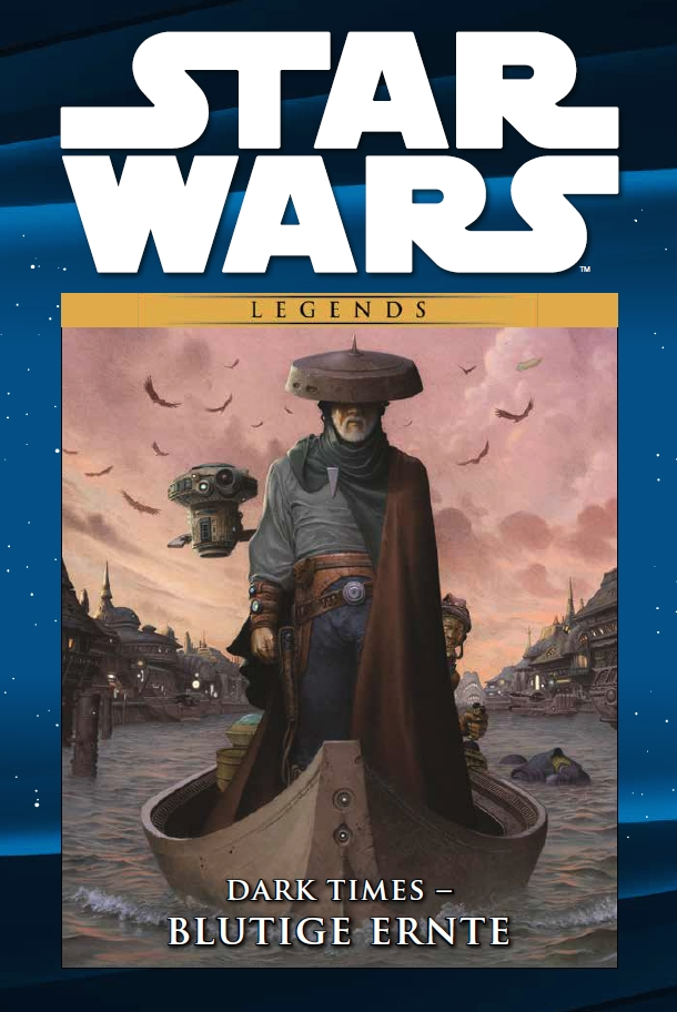 Star Wars Comic-Kollektion, Band 10: Dark Times: Blutige Ernte (10.01.2017)