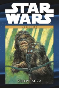 Star Wars Comic-Kollektion, Band 14: Chewbacca (14.03.2017)
