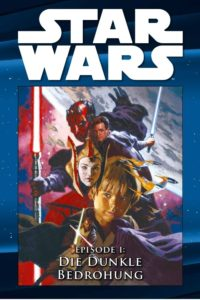 Star Wars Comic-Kollektion, Band 20: Episode I: Die dunkle Bedrohung (13.06.2017)