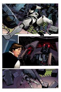 Star Wars #25 - Vorschauseite 1