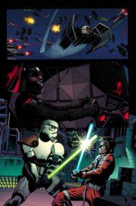 Star Wars #25 - Vorschauseite 2