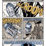 Star Wars #25 - Bonuscomic-Vorschauseite