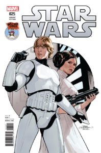 Star Wars #25 (Terry Dodson Mile High Comics Variant Cover) (23.11.20169