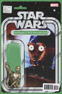 Star Wars #28 (Action Figure Variant Cover) (01.02.2017)