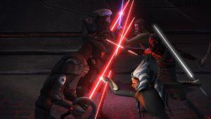 """In """"Twilight of the Apprentice"""" verbünden sich die Rebellen mit Maul gegen die Inquisitoren."""