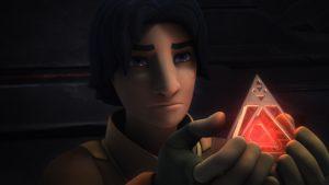"""Ein Sith-Holocron steht im Zentrum von """"Twilight of the Apprentice""""."""