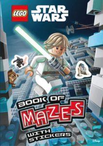 LEGO Star Wars: Book of Mazes (01.06.2017)