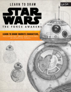 Learn to Draw Star Wars: The Force Awakens (05.09.2017)