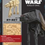 IncrediBuilds: Rogue One: AT-ACT - Deluxe Book and Model Set (23.05.2017)