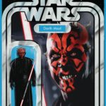 Darth Maul #1 (Action Figure Variant Cover) (01.02.2017)