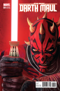 Darth Maul #1 (Star Wars Rebels Variant Cover) (01.02.2017)