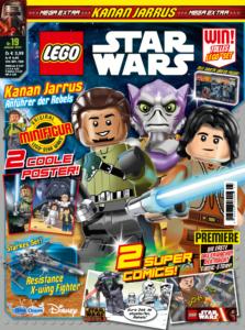 LEGO Star Wars Magazin #19 (27.12.2016)