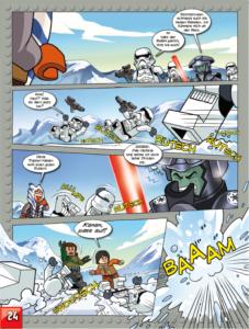 LEGO Star Wars Magazin #19 - Vorschau Seite 24