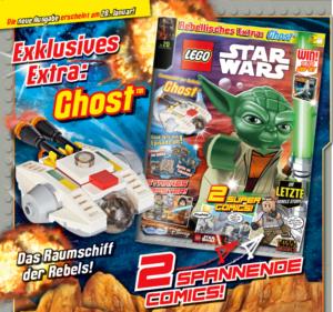 LEGO Star Wars Magazin #19 - Vorschau Seite 34