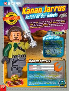 LEGO Star Wars Magazin #19 - Vorschau Seite 4