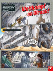 LEGO Star Wars Magazin #19 - Vorschau Seite 5