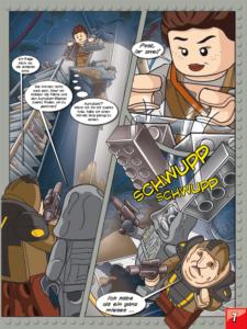 LEGO Star Wars Magazin #19 - Vorschau Seite 7