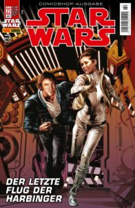 Star Wars #22 (Comicshop-Ausgabe) (24.05.2017)