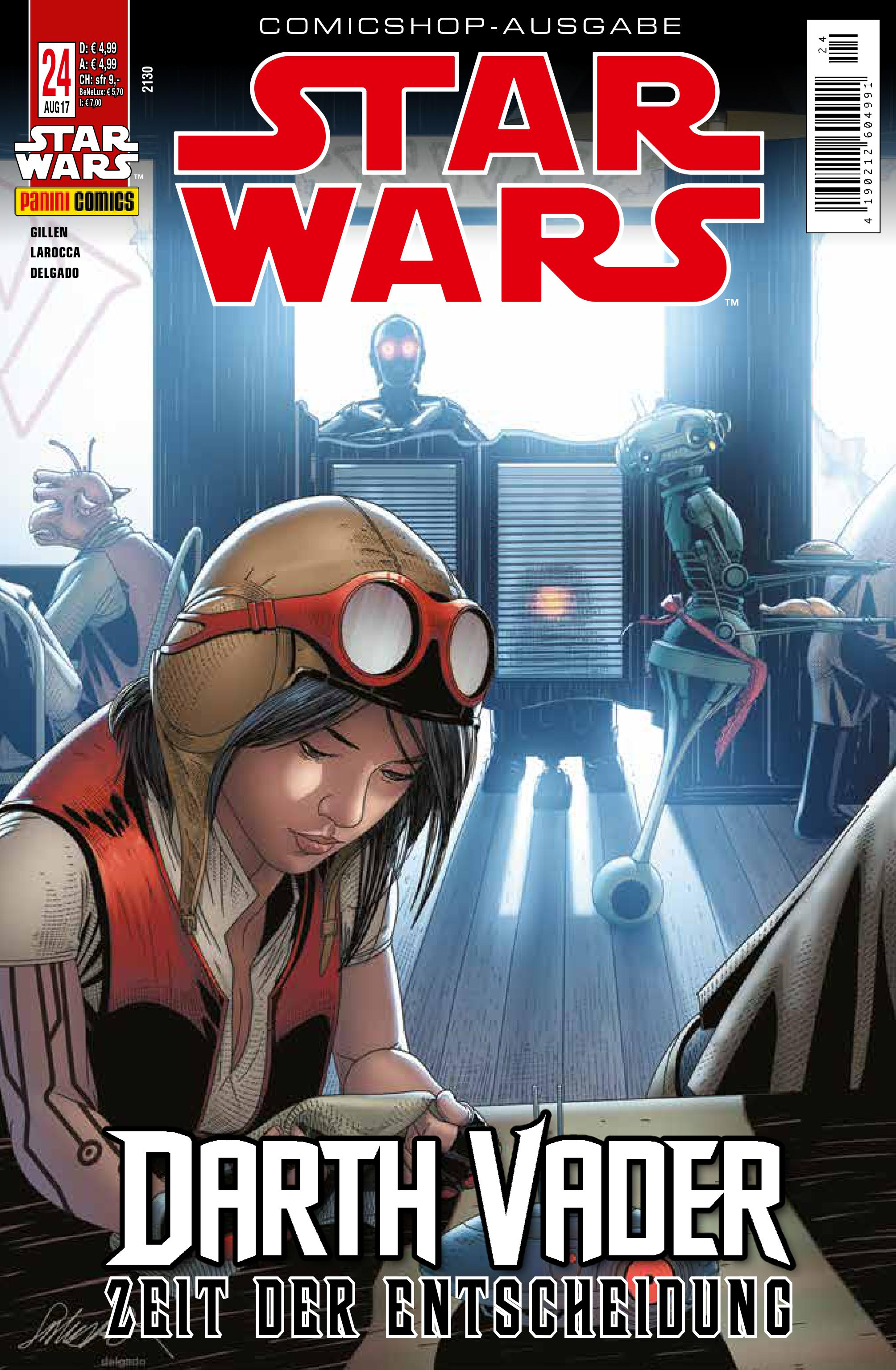 Star Wars #24 (Comicshop-Ausgabe) (19.07.2017)