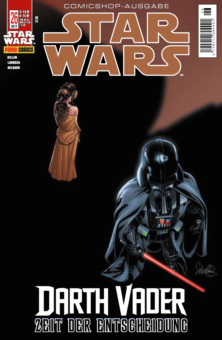 Star Wars #26 (Comicshop-Ausgabe) (20.09.2017)