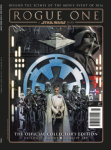 Rogue One: A Star Wars Story - Official Collectors Edition - Variant (20.12.2016)