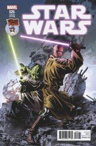 Star Wars #26 (Mike Deodato Mile High Comics Variant Cover) (28.12.2016)