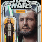 "Star Wars #26 (JTC ""Qui-Gon Jinn"" Action Figure Variant Cover) (28.12.2016)"