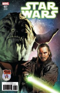 Star Wars #27 (Mike Deodato Mile High Comics Variant Cover) (25.01.2017)