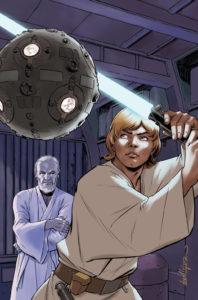 Star Wars 40th Anniversary Variant - David Lopez