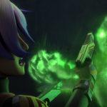 Geister der Nachtschwestern versuchen, von Sabine Besitz zu ergreifen.