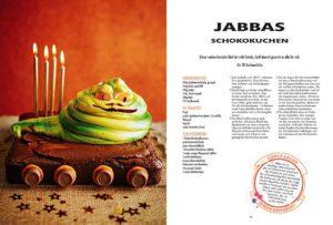 Star Wars Backbuch: Kuchen, Torten und Cookies Vorschauseite 2