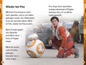 Die Abenteuer von BB-8 (SUPERLESER! Stufe 1) Vorschauseite 1