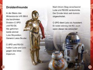 Die Abenteuer von BB-8 (SUPERLESER! Stufe 1) Vorschauseite 2