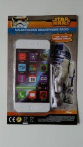 Galaktisches Smartphone Radio aus Star Wars Special: Die helle Seite der Macht