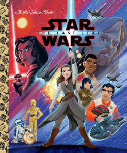 Star Wars: The Last Jedi - A Little Golden Book (10.04.2018)