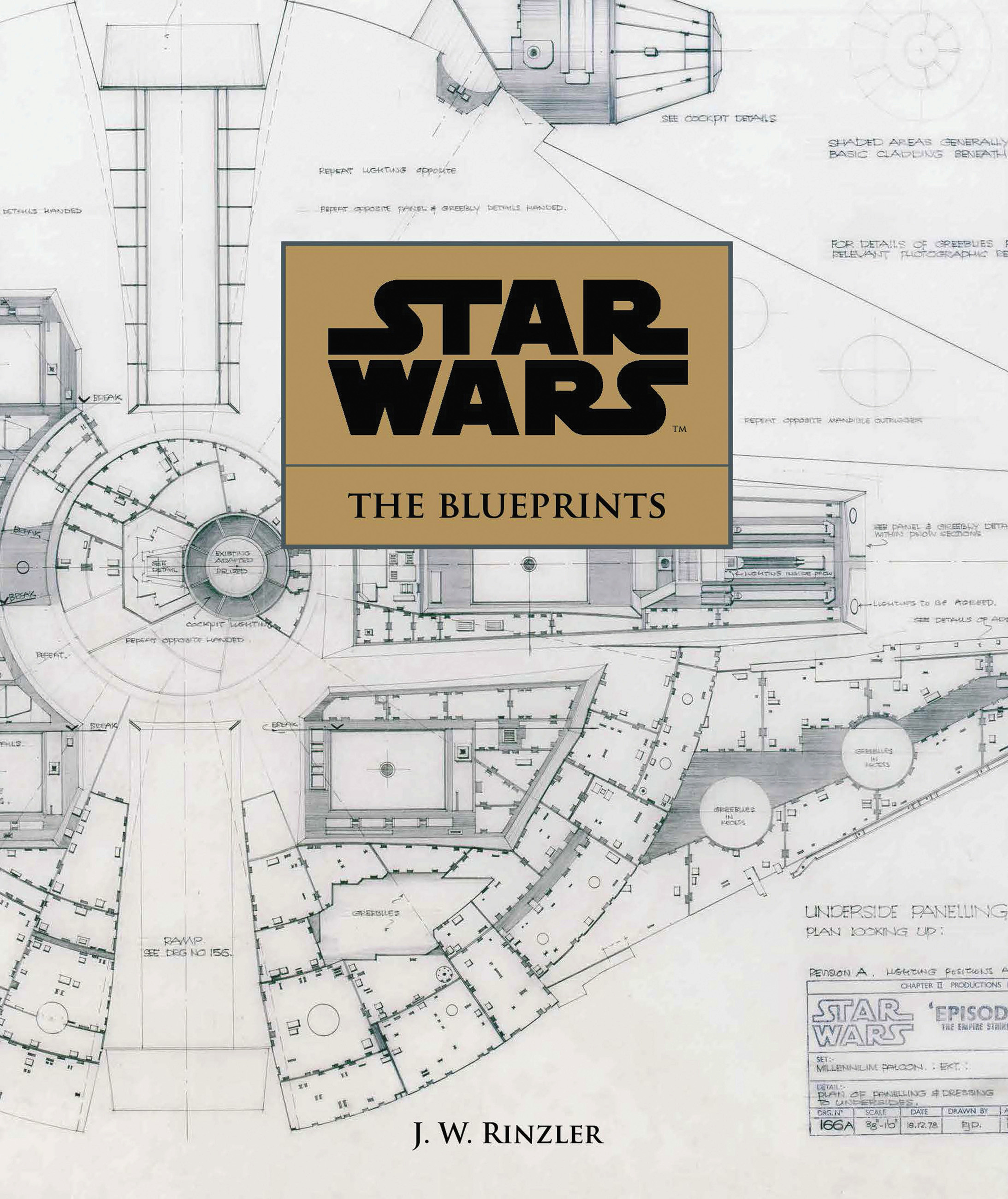 Star Wars: The Blueprints – Datenbank – Jedi-Bibliothek