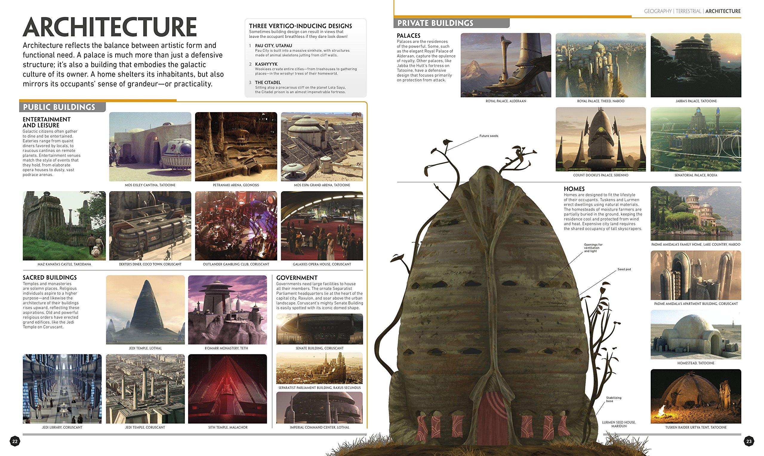 Visual Encyclopedia - Vorschauseite 6