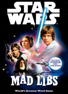 Star Wars Mad Libs - The Deluxe Edition (05.09.2017)