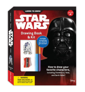 Learn to Draw Star Wars Drawing Book & Kit (05.09.2017)