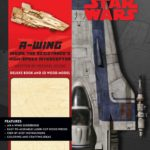 IncrediBuilds: A-Wing - Deluxe Book and Model Set (28.11.2017)