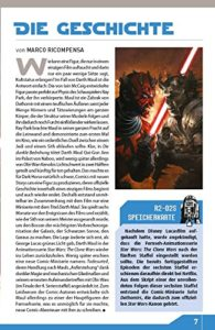<em>Star Wars Comic-Kollektion, Band 11: Darth Maul – Todesurteil</em> - Bonusmaterial