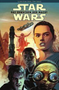 Star Wars: Das Erwachen der Macht (Limitiertes Variantcover) (23.03.2017)