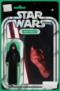 "Darth Maul #1 (JTC ""Darth Sidious"" Action Figure Variant Cover) (01.02.2017)"