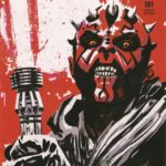 Darth Maul #1 (Michael Walsh Unknown Comics Variant Cover) (01.02.2017)