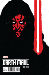 Darth Maul #2 (David Aja Variant Cover) (22.02.2017)