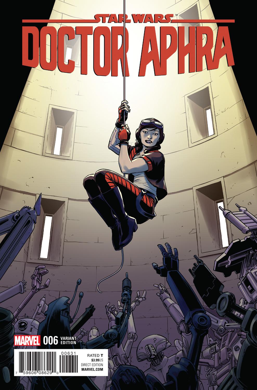 Doctor Aphra #6 (David Lopez Variant Cover) (12.04.2017)