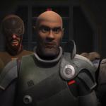 """Das Team bringt einen Geonosianer von ihrer Mission mit in """"Ghosts of Geonosis"""""""