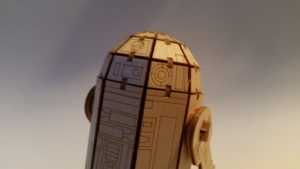 IncrediBuilds: R2-D2: Der ultimative Astromechdroid